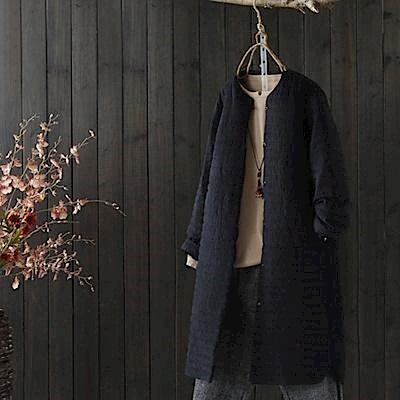 寬鬆夾棉棉服保暖棉襖棉衣外套-設計所在