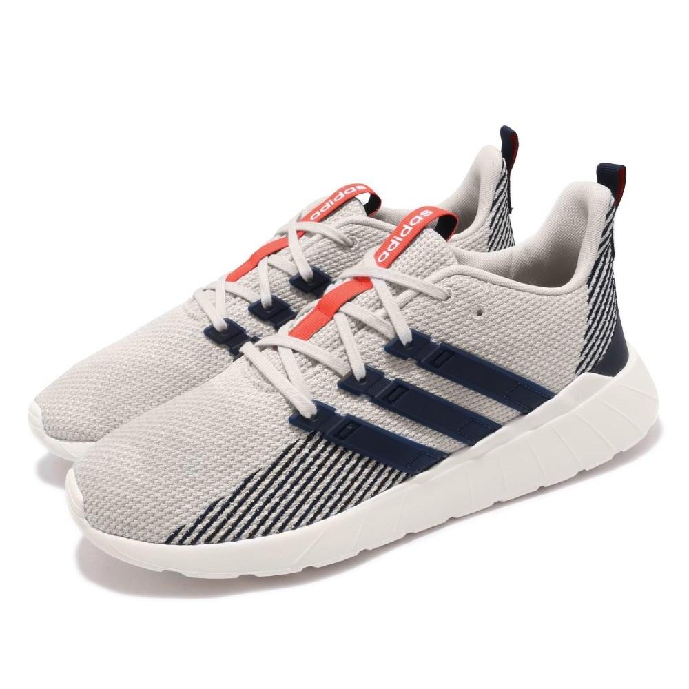 adidas 慢跑鞋 Questar Flow 運動休閒 男款