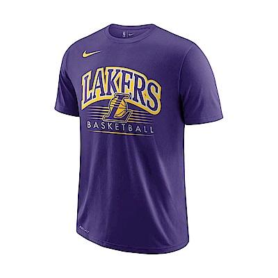 NIKE NBA 短袖T恤 湖人隊