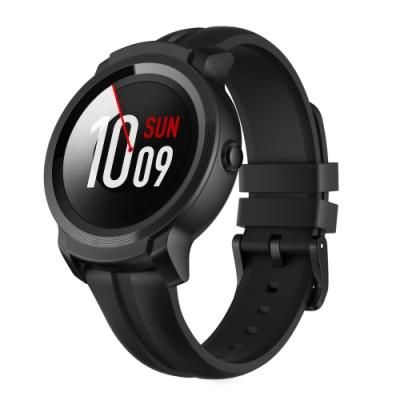 TicWatch E2 輕量運動智慧手錶-黑色