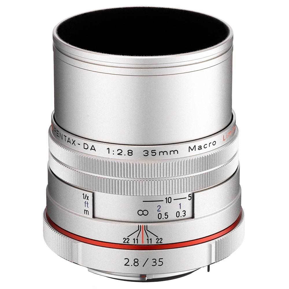 PENTAX HD DA 35mm F2.8 Macro Limited (公司貨)