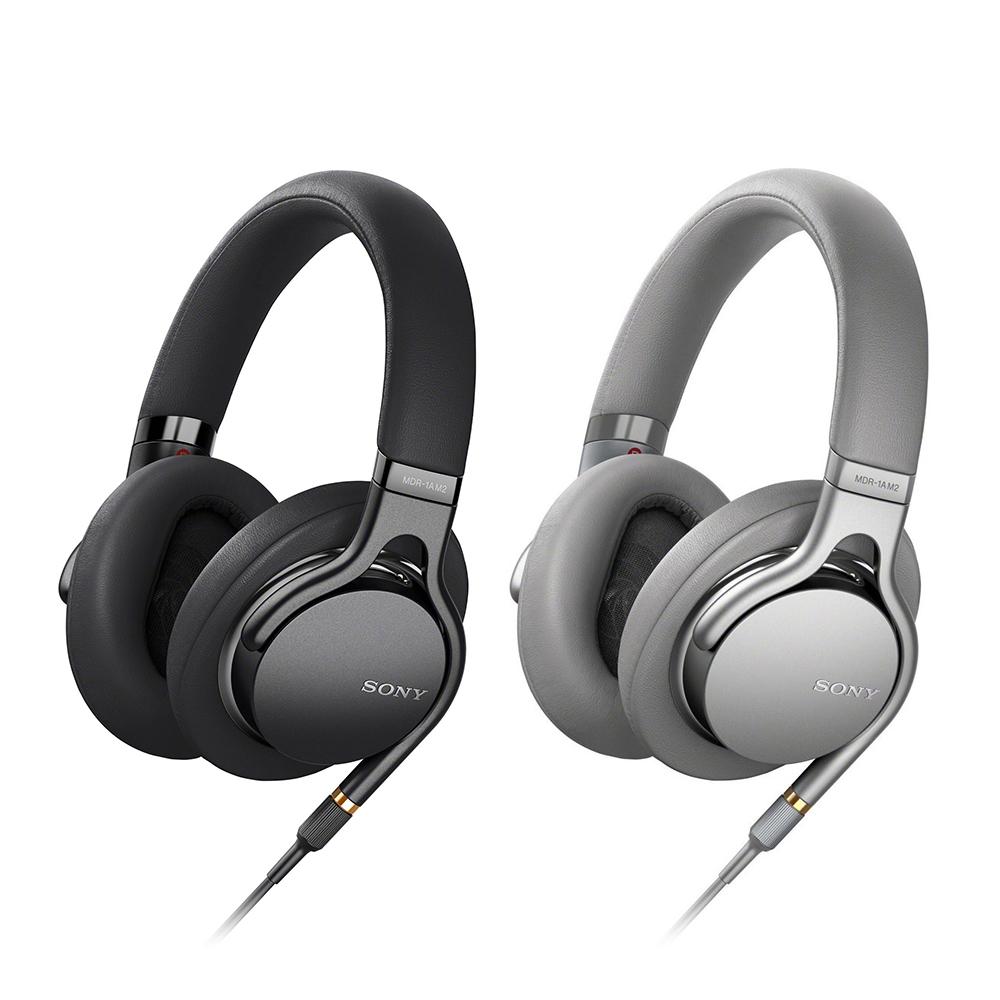 SONY MDR-1AM2 耳罩式耳機