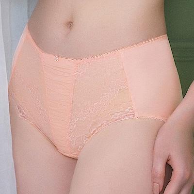 推Audrey-漫舞舒波AIR 中腰平口褲(粉嫩橘)