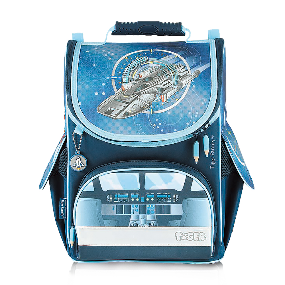 Tiger Family-小貴族超輕量護脊書包-銀河護衛隊