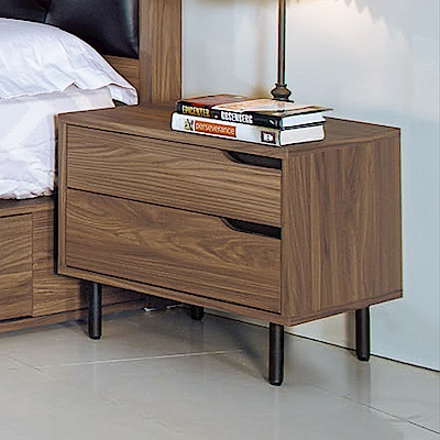 AS-米雪兒床頭櫃-55x40x45cm