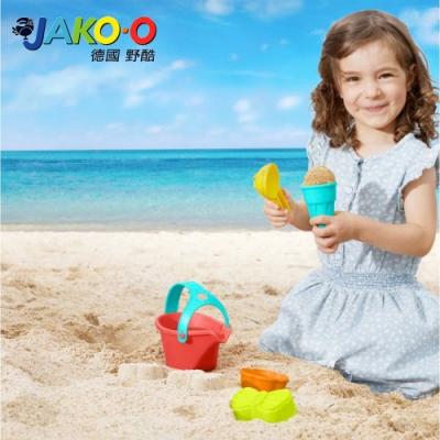 JAKO-O 德國野酷-HABA沙灘玩具五件組