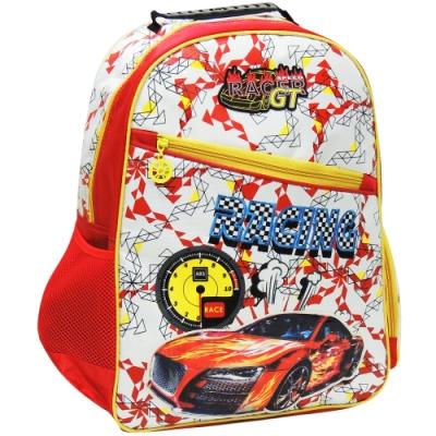 【MAXPERO】極速跑車17.5吋 後背書包 / 兒童背包 / 後背包
