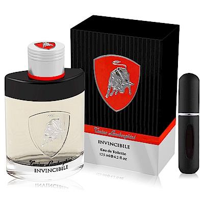 Lamborghini 藍寶堅尼 戰神覺醒男性淡香水125ml+贈香水分裝空瓶