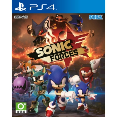 PS4 SONIC FORCES (中文版)