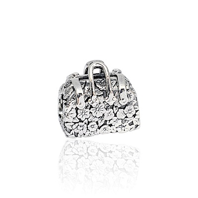 Pandora 潘朵拉 迪士尼系列 Mary Poppins手提包 純銀墜飾 串珠