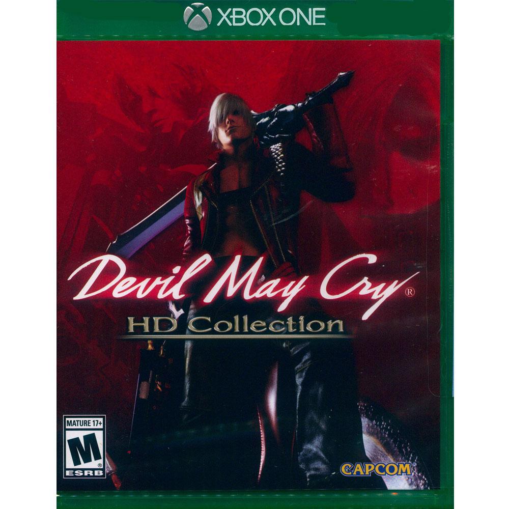 惡魔獵人 HD 合輯 Devil May Cry HD - XBOX ONE 中英日文美版