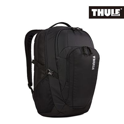 THULE-Campus 31L電腦後背包TCAM-5116-黑