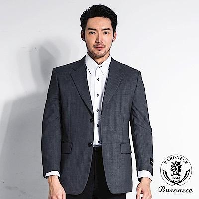BARONECE 都會型男羊毛雙釦西裝(509306-03)