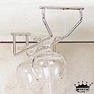 king不鏽鋼固定式單排高腳杯架