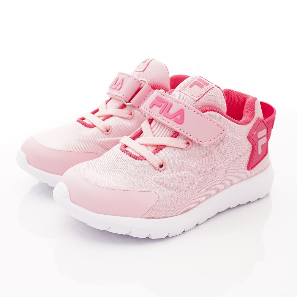 FILA頂級童鞋 輕量機能款 EI51S-552粉(中小童段)
