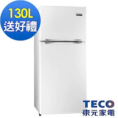 TECO-東元-R1303W-125升雙門冰箱