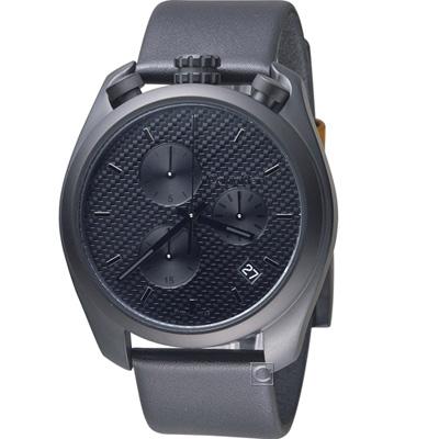 Calvin Klein Control  黑鷹時尚計時腕錶(K6Z574C1)