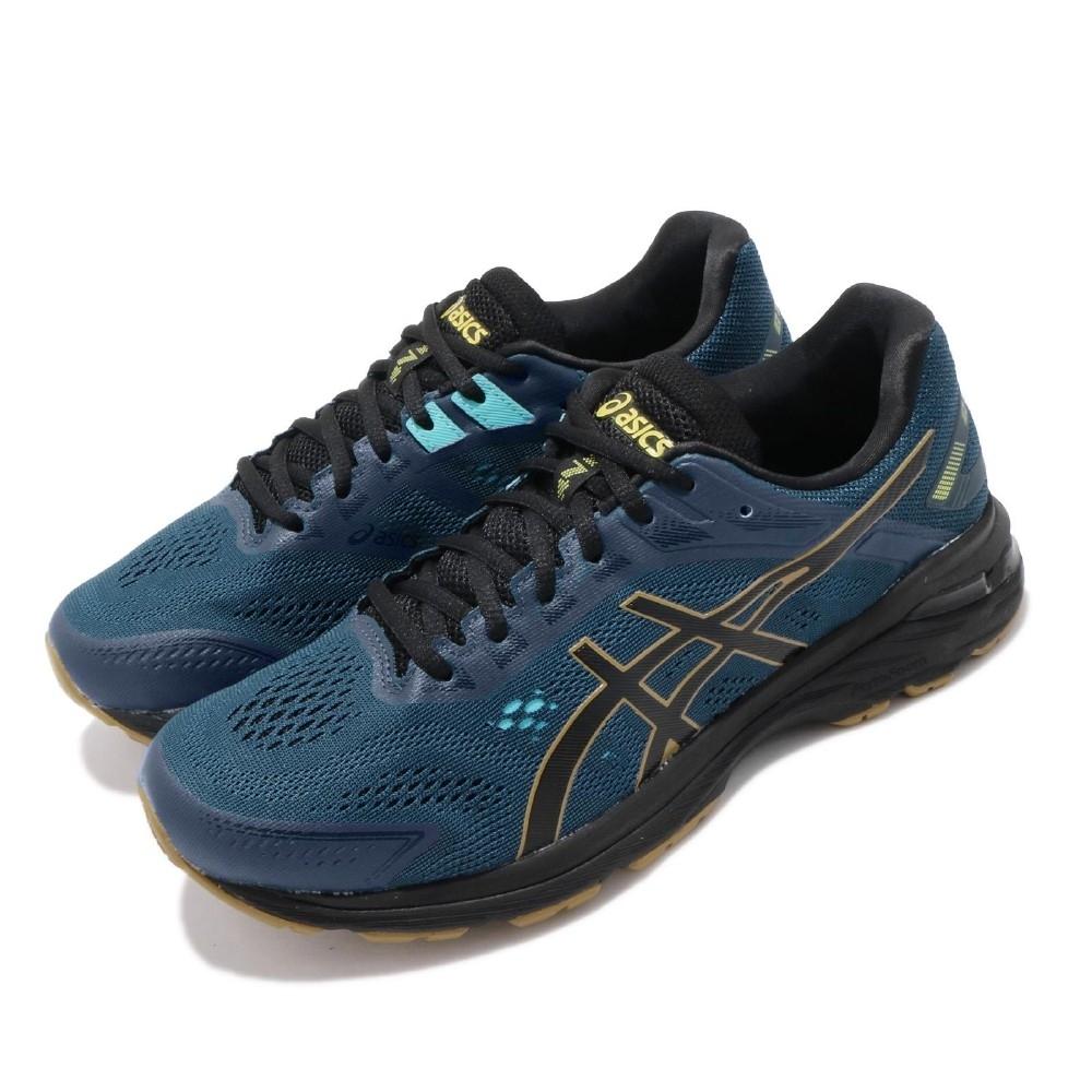 Asics 慢跑鞋 GT-2000 7 Trail 2E 男鞋