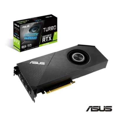 華碩 ASUS Turbo GeForce RTX 2080 SUPER EVO 8GB 顯示卡