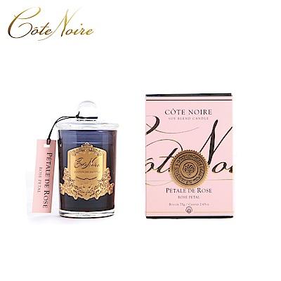 法國 CoteNoire 蔻特蘭 玫瑰莊園香氛蠟燭75g