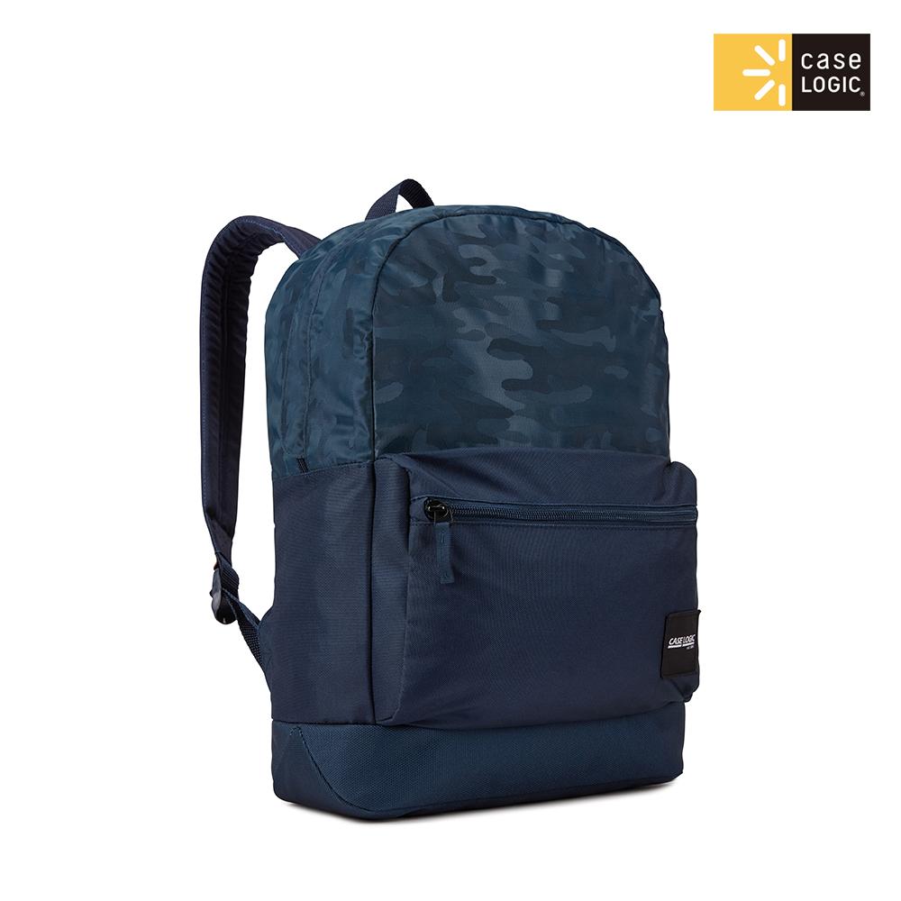 Case Logic-CAMPUS 26L筆電後背包CCAM-2126-迷彩/深藍