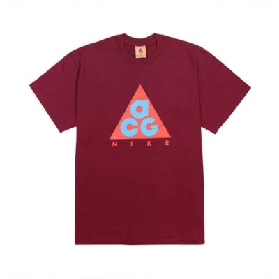 Nike T恤 ACG Graphic T-Shirt 男款 運動休閒 圓領 棉質 基本款 百搭 紫 藍 CV1533638