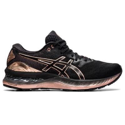 ASICS 亞瑟士 GEL-NIMBUS 23 PLATINUM 女 跑鞋  1012B013-001