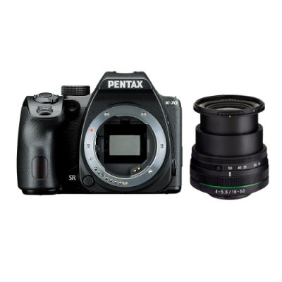 PENTAX K70+DAL18-50 DC WR RE 防潑水單鏡組