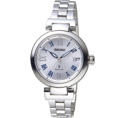 SEIKO LUKIA時尚風采機械腕錶(SRP851J1)