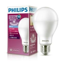 飛利浦13.5W 燈泡6入