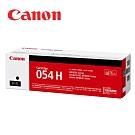 CANON CRG-054H BK 原廠黑色高容量碳粉匣