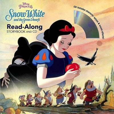 Snow White 白雪公主有聲讀本(CD一入)