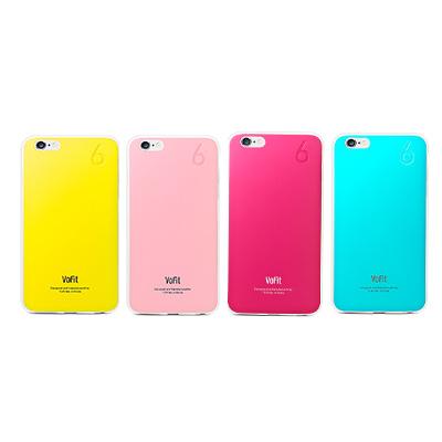 VoFit iphone6 精品馬卡龍保護殼