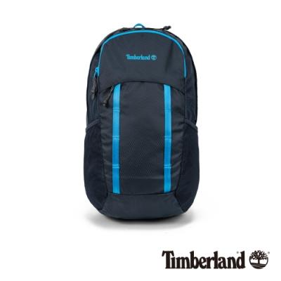 Timberland 中性深寶石藍色休閒雙肩包 A2FVH