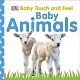 Baby Touch And Feel:Baby Animals 寶寶的觸感軟皮書 product thumbnail 1