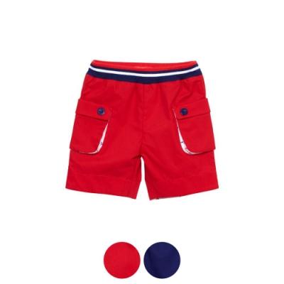 WHY AND 1/2 mini 平織短褲 1Y~4Y 多色可選