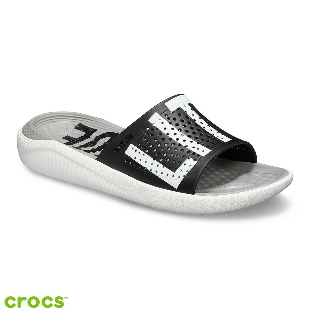 Crocs 卡駱馳 (中性鞋) LiteRide涼拖 205562-066