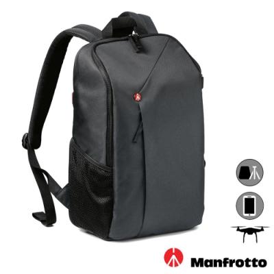 MANFROTTO 曼富圖 NX CSC Backpack 開拓者微單眼後背相機包 (公司貨) 空拍機包 MB NX-BP-GY / MB NX-BP-BU