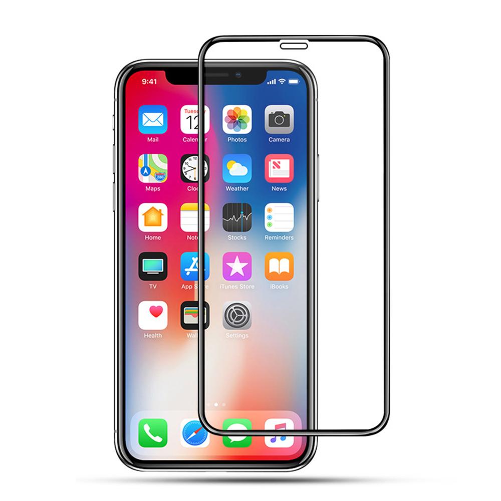 iPhone 11/XR 6.1吋 9H鋼化玻璃貼 防塵滿版 2.5D保護貼