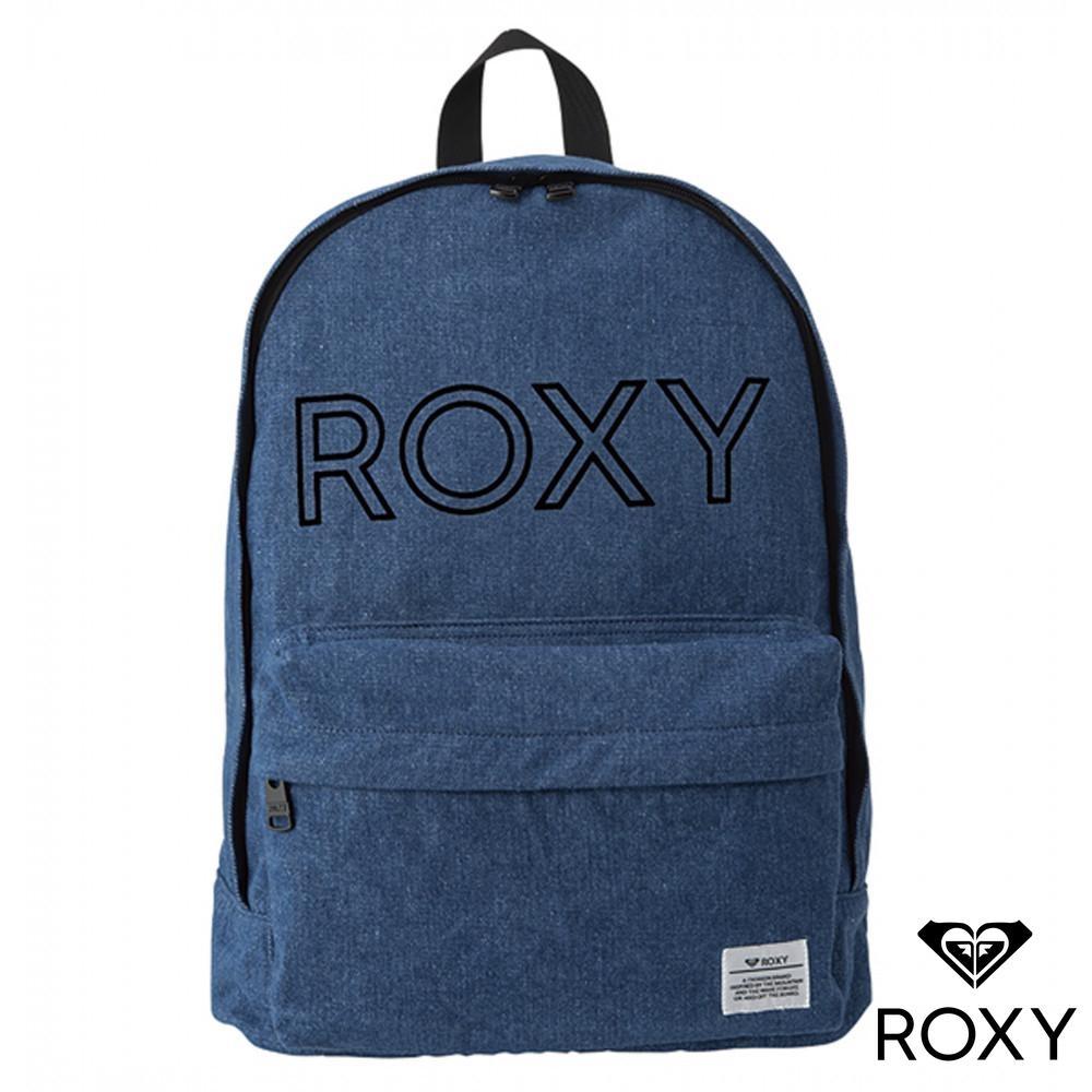 【ROXY】MY STREET 後背包 藍