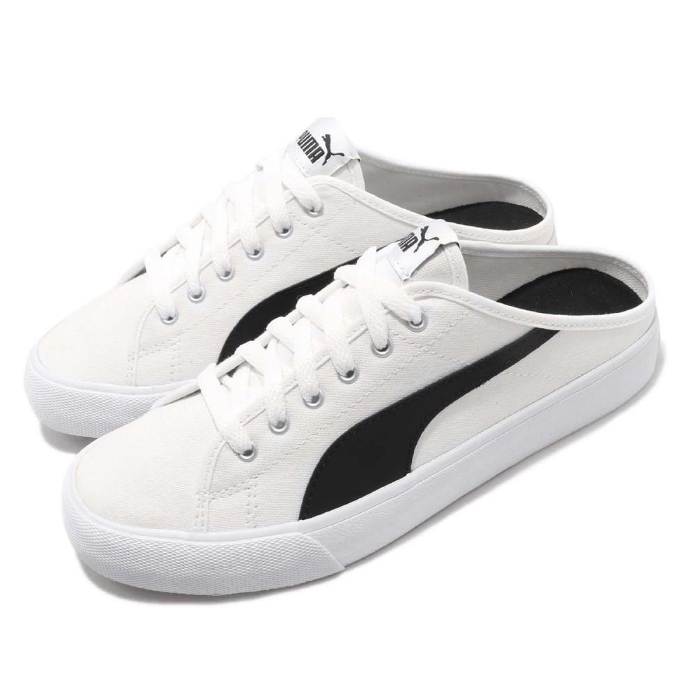 Puma 休閒鞋 Bari Mule 套腳 穿搭 女鞋