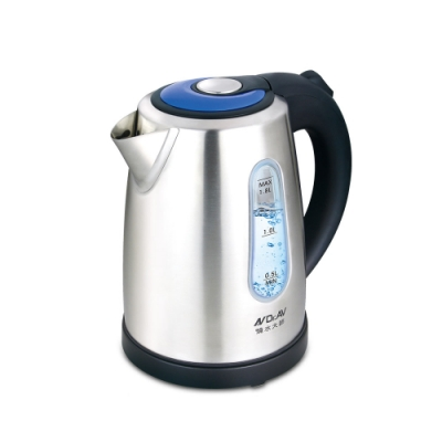 【Dr.AV 聖岡科技】DK-1800不鏽鋼快煮壺、電茶壼、泡茶壺