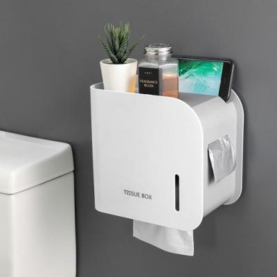 [限時下殺] 磁吸兩用雙層衛生紙盒