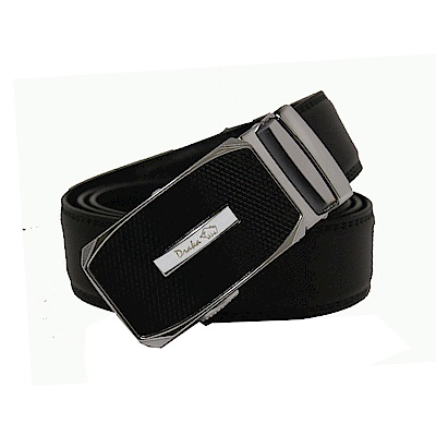 DRAKA 達卡 - 紳士貴族真皮自動皮帶-41DK851-7307