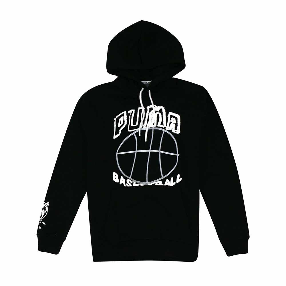 PUMA Pass The Rock 連帽T恤