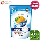 橘子工坊 高效速淨碗盤洗滌液補充包430ml