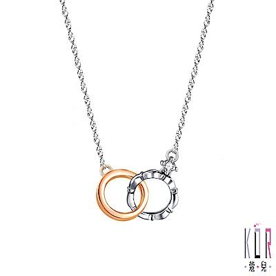 K OR蔻兒  姐的Style鑽石/K金項鍊