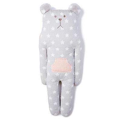 【買就送】CRAFTHOLIC宇宙人 安睡時尚熊大抱枕(贈吊飾)