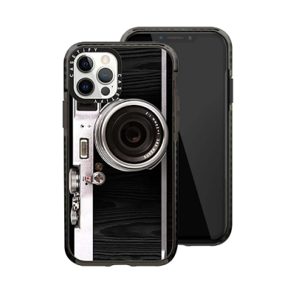 Casetify iPhone 12 Pro Max 耐衝擊保護殼-復古相機