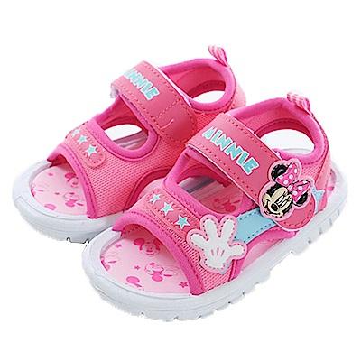 迪士尼米妮嗶嗶涼鞋 sk0469 魔法Baby